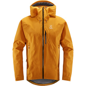 Haglöfs L.I.M Touring Proof Jacket Men desert yellow